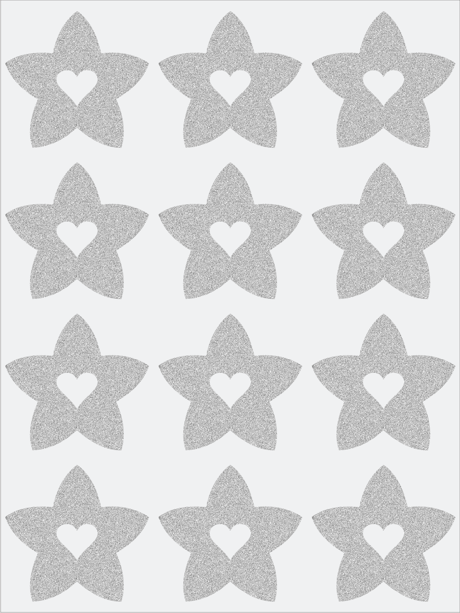 Hviezdičky so srdiečkami 1.1