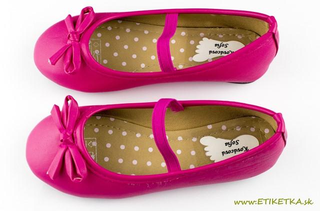 menovky do topánok