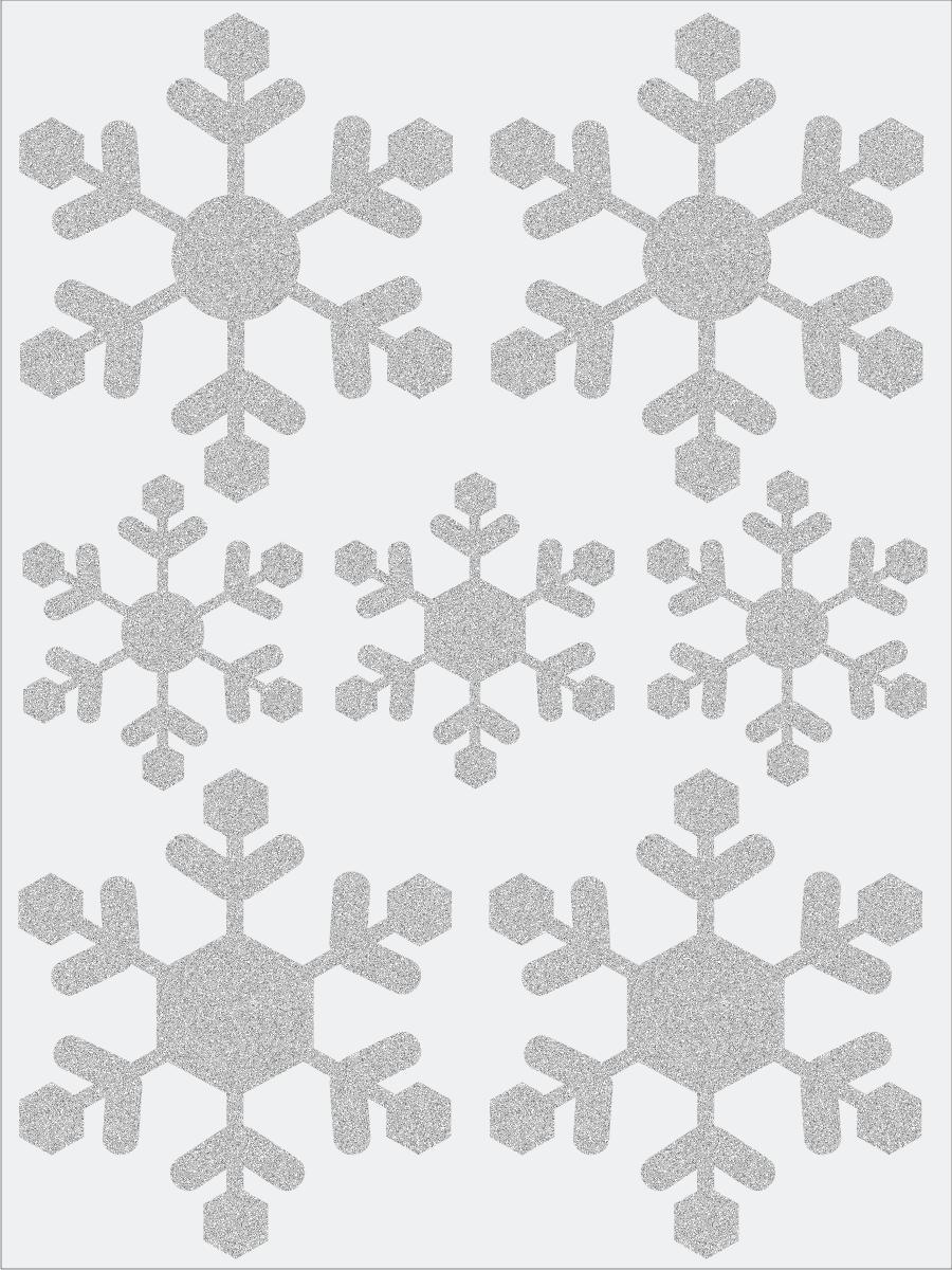 Snehové vločky 1