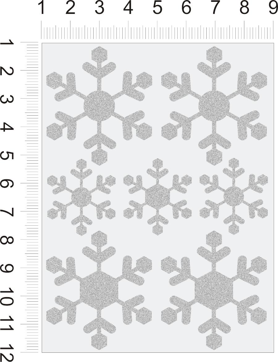 Snehové vločky 2